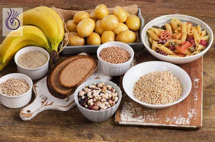 غذاهای چاق کننده - کربوهیدرات - برنافیت دکتر کرمانی