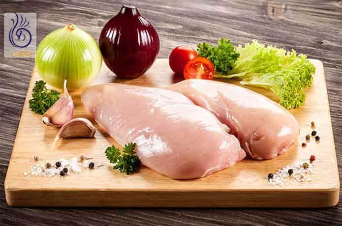 مصرف سینه مرغ