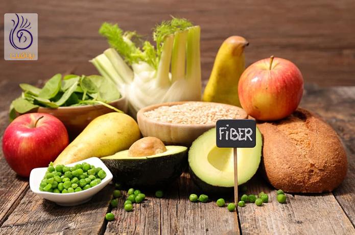 فیبر و کاهش وزن