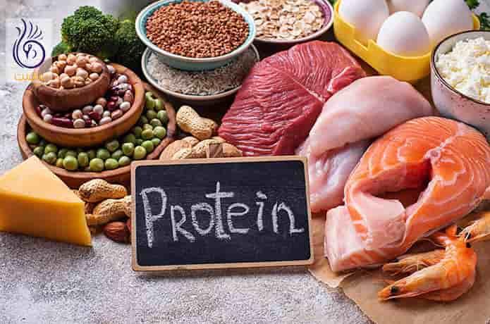 فواید و مصرف پروتئین