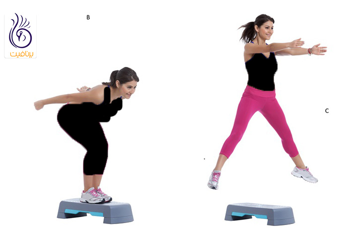 باسن خوش فرم -تمرین ورزشی - برنافیت دکتر کرمانی