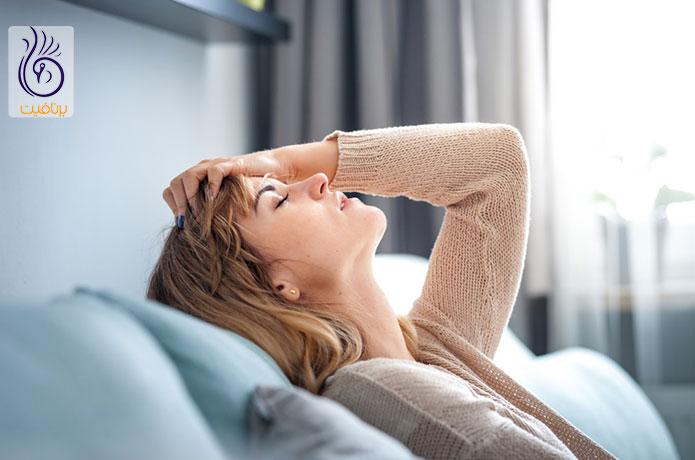 علائم بارداری - برنافیت دکتر کرمانی