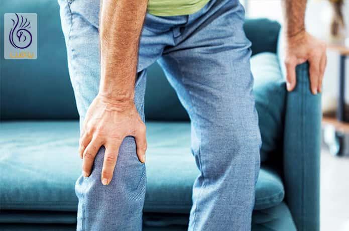 رفع درد آرتروز مفاصل