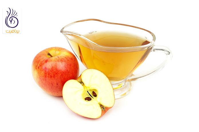 چگونه لاغر شویم - سرکه سیب - برنافیت دکتر کرمانی