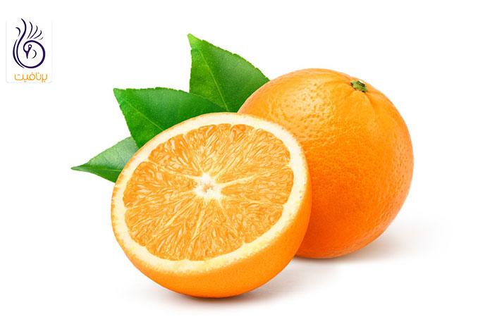 چگونه لاغر شویم - پرتقال - برنافیت دکتر کرمانی