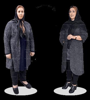رژیم لاغری برنافیت دکتر کرمانی به همراه پشتیبان اختصاصی رژیم